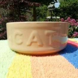 Mason Cash Ceramic Cat Bowl 13cm / 5 Inch
