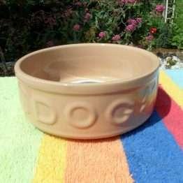 Ceramic Dog Bowl Mason Cash Cane 15cm / 6 inch