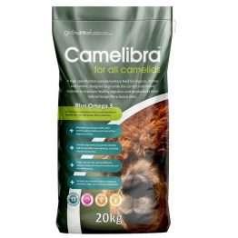 GWF Nutrition Camelibra 20kg