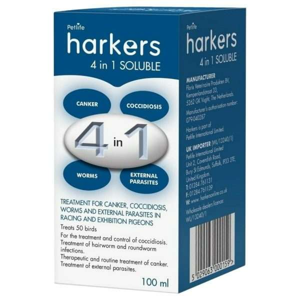 Harkers 4in1 Soluble,