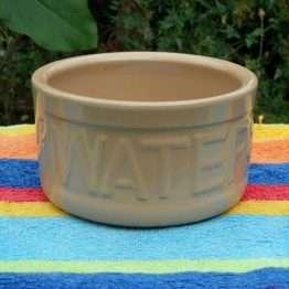 Ceramic dog bowl 15cm 6 inch mason cash