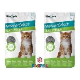Breeder celect cat litter x 2