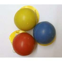 Classic Solid Rubber Dog Balls