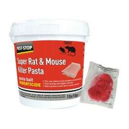 Pest Stop Rat and Mouse Poison Pasta