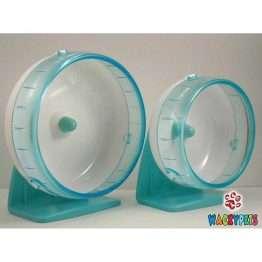 Silent Spinner Hamster Wheel