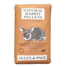 Allen & Page Natural Rabbit Pellets 20kg