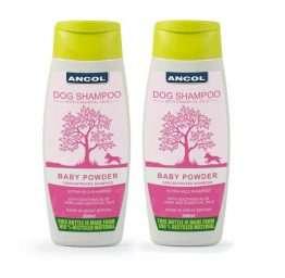 Ancol BB dog shampoo x 2
