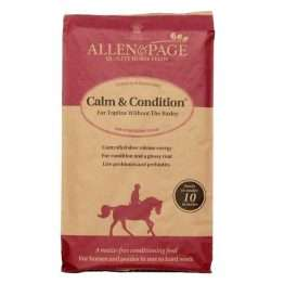 Allen and Page Calm and Condition