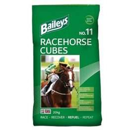 Baileys No 11 Racehorse Cubes