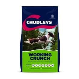 Chudleys Working Crunch 14kg