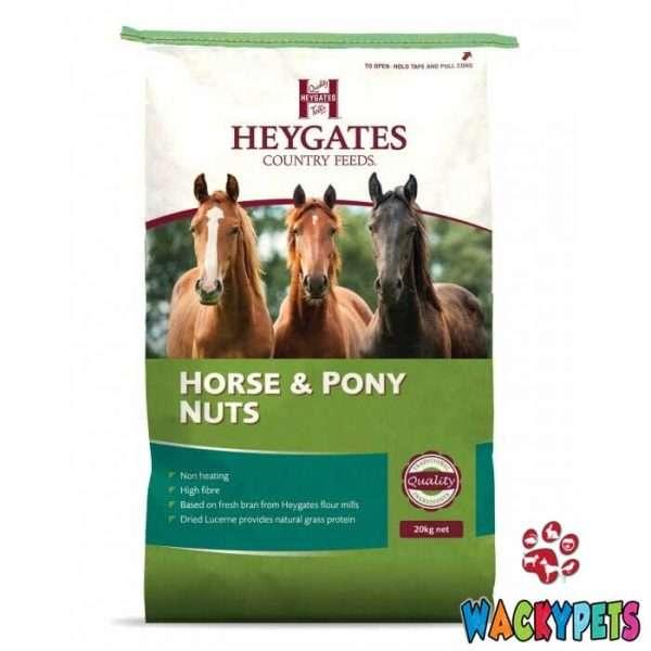 Heygates Horse & Pony Nuts 20kg