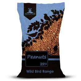 Hutton Mill Peanuts for Wild Birds 25kg