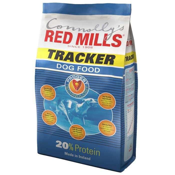 Red Mills Tracker Greyhound Food 15kg – ONE SACK