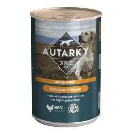 Autarky Grain Free Delicious Chicken & Veg Wet 12 x 395g
