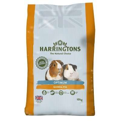 Harringtons Optimum Guinea Pig Food 10kg