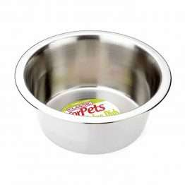 Classic Stainless Steel Dish, 475ML
