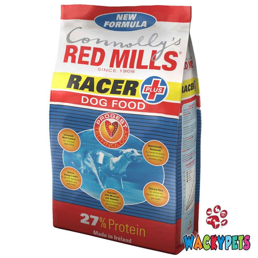 Red Mills Racer Plus High Performance 15kg Greyhound Food